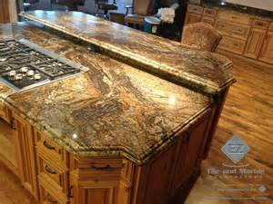 Kitchen Countertops Marble Vs Granite Granite Tile Countertop No Grout Roselawnlutheran