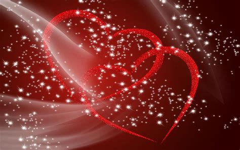 glitter valentine wallpaper red hearts sweethearts love of glitter 1920 x1200 hd