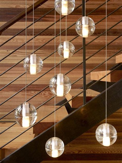 Stairwell Pendant Lights Pendant Lights Stairs Lights