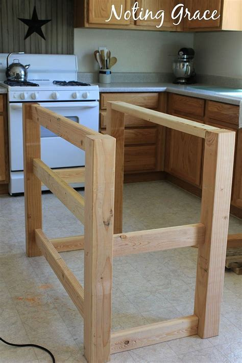 homemade kitchen island ideas best 25 homemade kitchen island ideas on pinterest