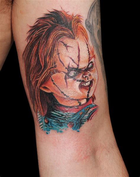 seed of chucky tattoos www pixshark com images