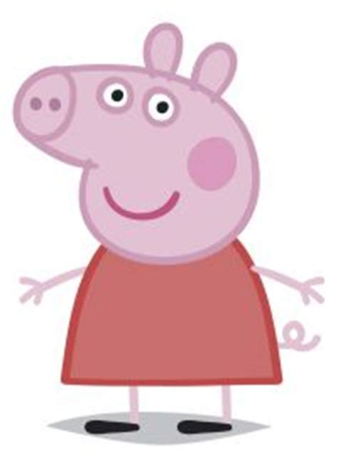 peppa pig template pin peppa pig cake topper nz george template cake on