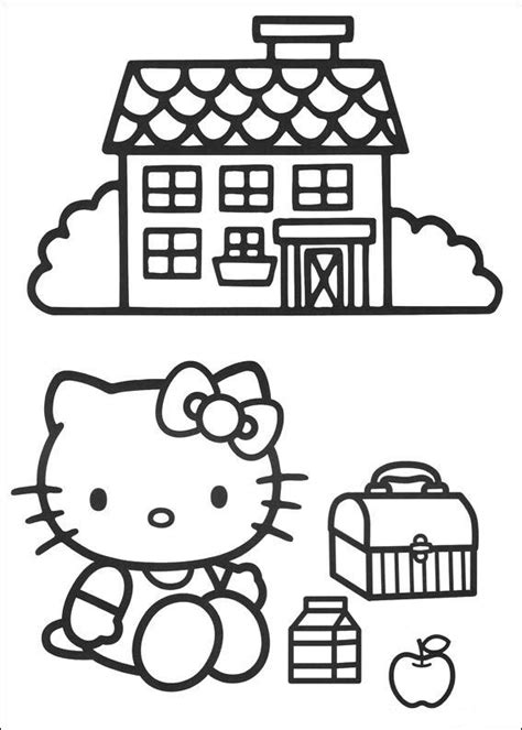 hello kitty coloring pages online games coloring page hello kitty coloring pages 23