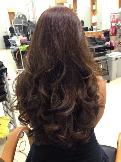 long hair short layers pictures of color cuts and up 10 long layered hair back view hairstyles haircuts