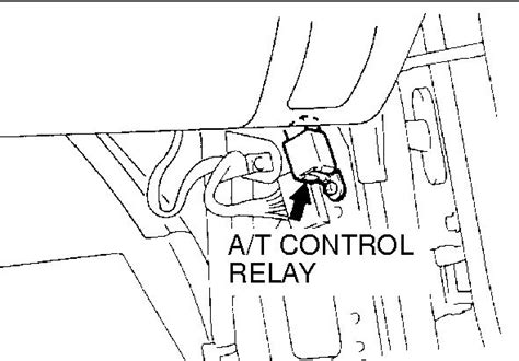 accident recorder 1999 mitsubishi montero transmission control where location for a t control relay 1999 mistubishi montero 3 0