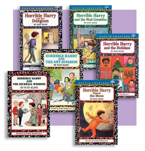 best book series horrible harry is a popular children s book series written