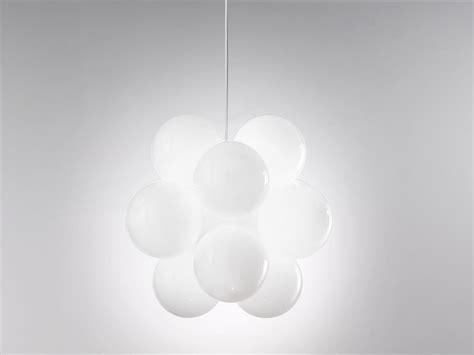 modern glass ceiling l babol de majo illuminazione