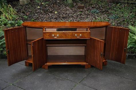 Second Dressers And Sideboards by Preloved Bevan Funnell Reprodux Yew Sideboard Dresser