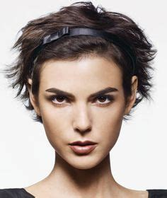 hairstyles with hair behind ears and flipped out bob growing out short hair on pinterest short hair headband