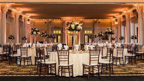 Wedding Venues Washington Pa by Mount Washington Venues Omni Mount Washington Resort