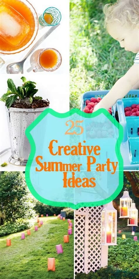 25 summer party themes 25 creative summer party ideas hative