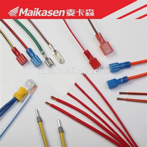 electrical wire connectors types maikasen brand manufacturer small electrical connector