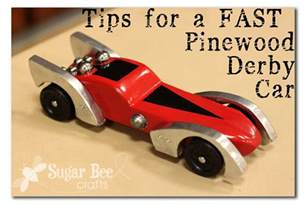fastest pinewood derby car templates tips for a fast pinewood derby car sugar bee crafts