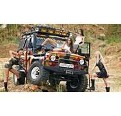 Jeep And Girl Wallpaper  WallpaperSafari