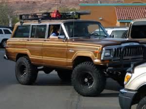 Jeep Waggoneer Jeep Wagoneer 4x4 Road Mopar Jeep