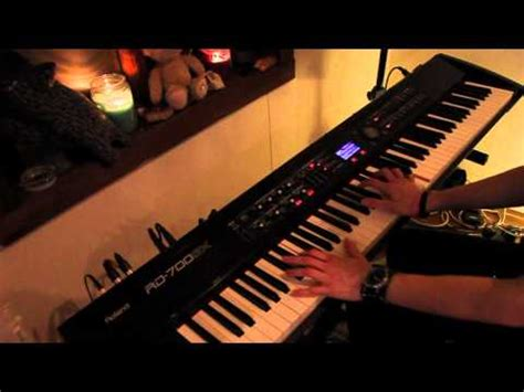 led zeppelin comfortably numb pink floyd comfortably numb piano cover