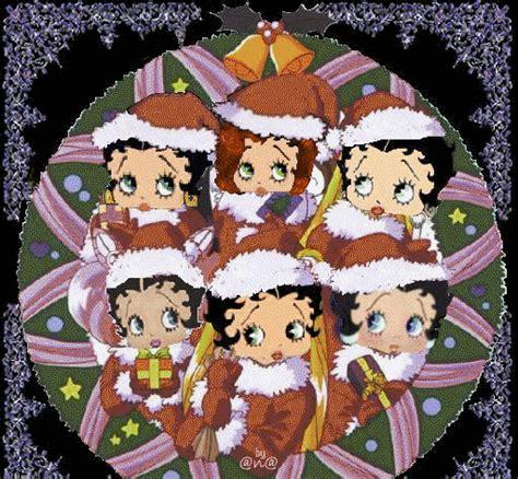 imagenes navidad betty boop im 225 genes navidad betty boop vestida de santa
