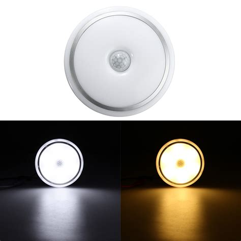 Motion Sensor Ceiling Light Fixture 12w Pir Motion Sensor Infrared Led Ceiling L Light Flush Mounted Fixture Alex Nld