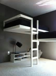Loft Bed Ideas 15 Modern And Cool Bunk Bed Designs Kidsomania