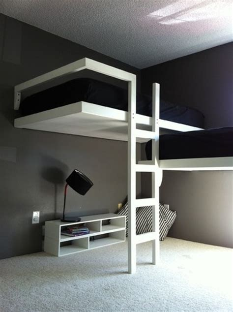15 modern and cool bunk bed designs kidsomania