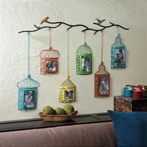 Home Decor Photo Wholesale Birdcage Photo Frame Decor Wholesaler