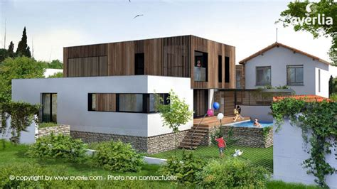 Low Cost House by Maison Container D Architecte Montpellier Everlia