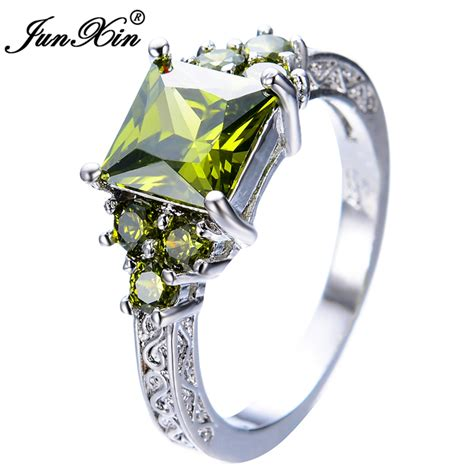 buy wholesale peridot promise ring from china