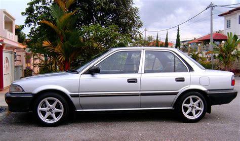1991 toyota corolla grexer 1991 toyota corolla specs photos modification