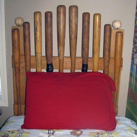 baseball bat headboard best 25 baseball bat headboard ideas on pinterest