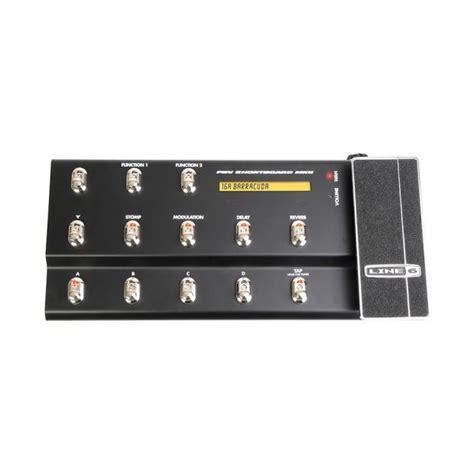 Line 6 Fbv Shortboard Mk2 Foot Controller line 6 fbv shortboard mkii foot controller reverb