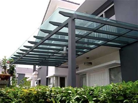 Side Mirror Glasses Kaca garden canopy skylight garden glass rooftop glass