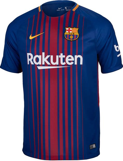 Barca Home 1617 Size Sm nike barcelona home jersey 2017 18 soccer master