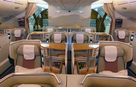 a380 cabin review emirates a380 business class