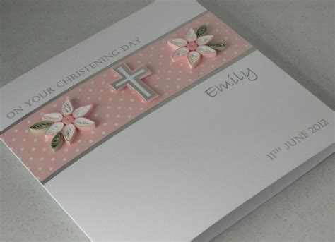 christening card ideas to make best 25 christening card ideas on baby cards