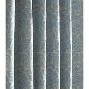 blue eyelet curtains kew blue lined curtains damask pattern ready made