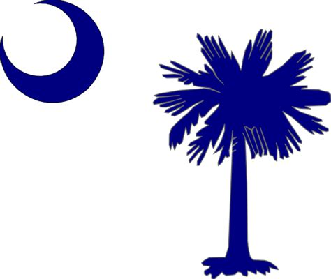 South Carolina Clipart south carolina flag clip at clker vector clip