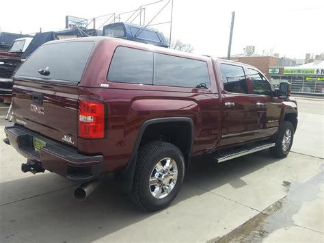 gmc z series suburban toppers
