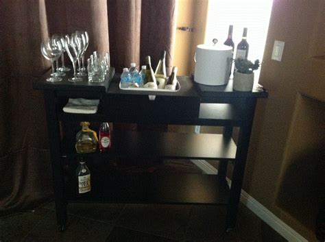 fabrikor hack ikea norden bar cart envy ikea hackers