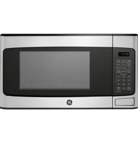 Ge 1 1 Cu Ft Capacity Countertop Microwave Oven Jes1142sj by Ge 174 1 1 Cu Ft Capacity Countertop Microwave Oven