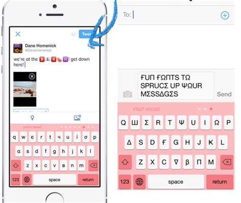 better keyboard for iphone 5 more ios 8 keyboards that support gifs fancy fonts themes