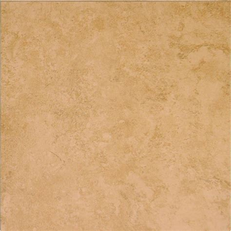 X Ceramic Floor Tile Ms International Elissa Beige 16 In X 16 In Glazed Ceramic Floor And Wall Tile 17 85 Sq Ft