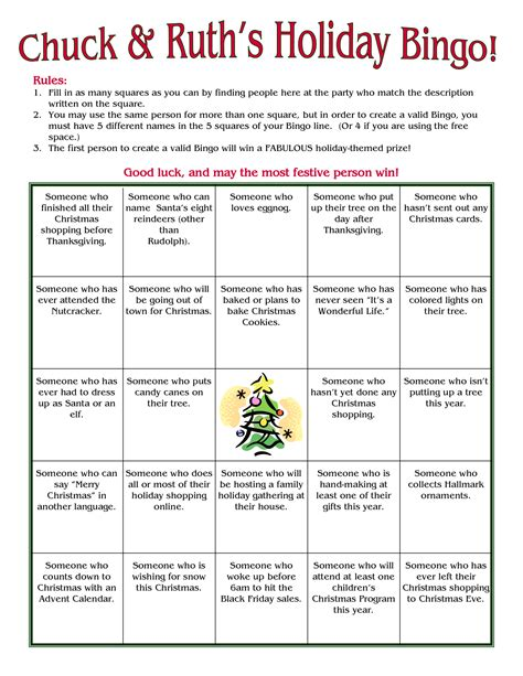 adult christmas icebreakers bingo wallpaper free