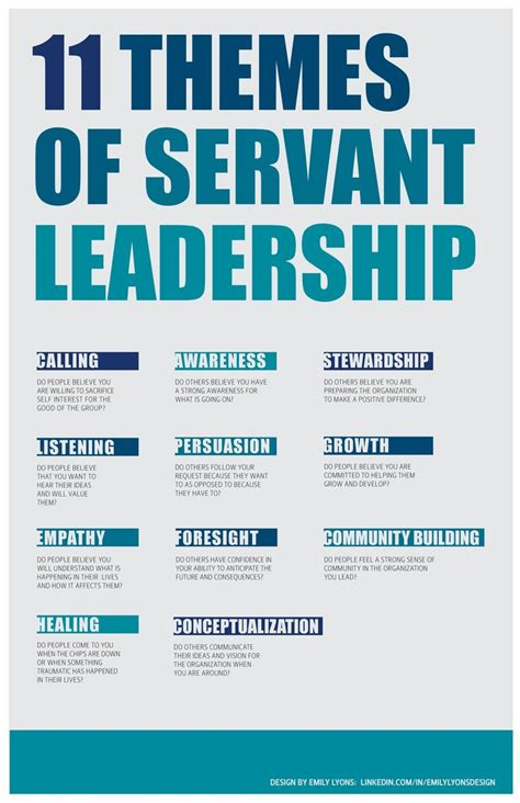 themes of the story eleven quot 11 themes of servant leadership quot tips activities