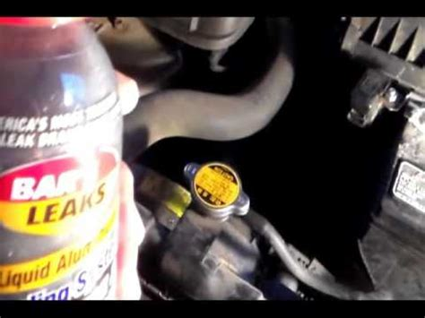 how to stop a from leaking how to fix a leaking car radiator stop leaks do they work