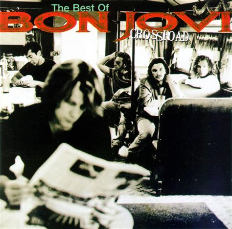 bon jovi album bon jovi cross road album cover rock and roll gps