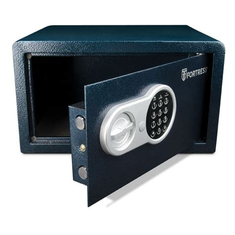 fortress h60e alarming home security safe with electronic