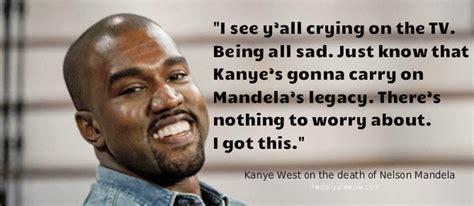 Kanye West Meme - blogdog all hail kanye i am the next nelson mandela