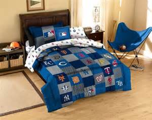 Toddler Bed Baseball Sheets Fans Sports Bed Quilts And Beds On
