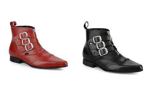 Wanted Faith Buckle Boots by Wanted Buckle Boots Reiding Hoodred Reiding