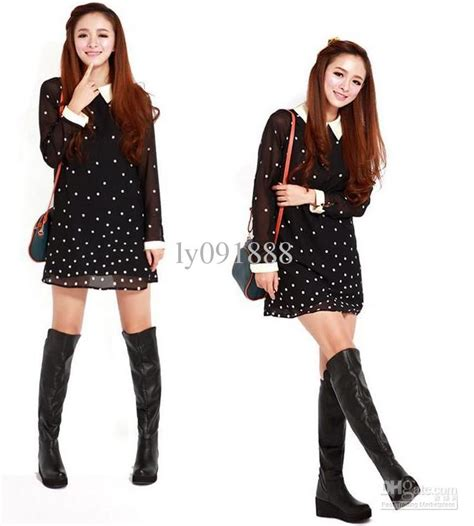Wedges Import Wommen 6107w Htpt new s knee boots thigh high boots wedge heel snow